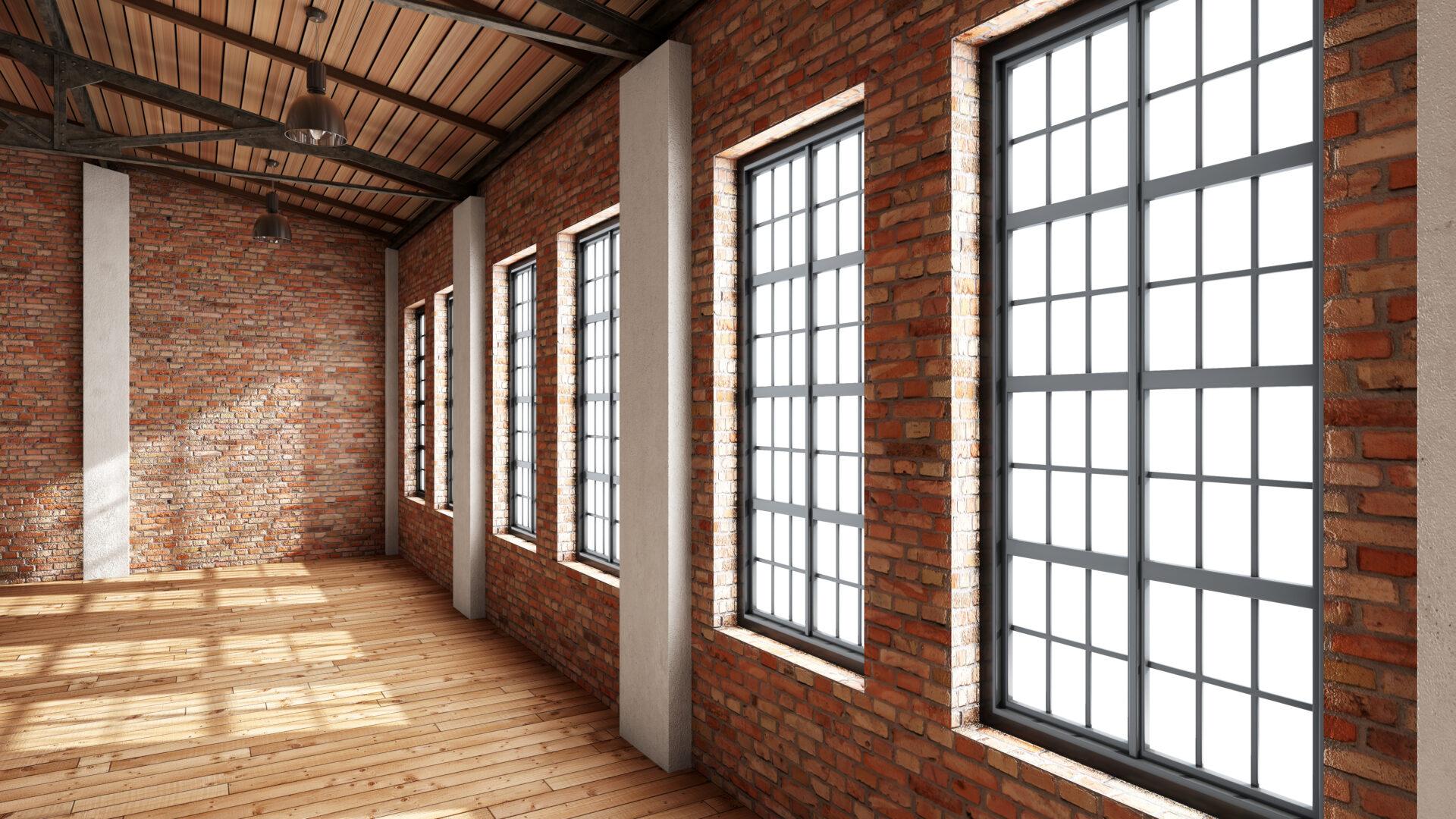 Fenster aus Glas in Hamburg
