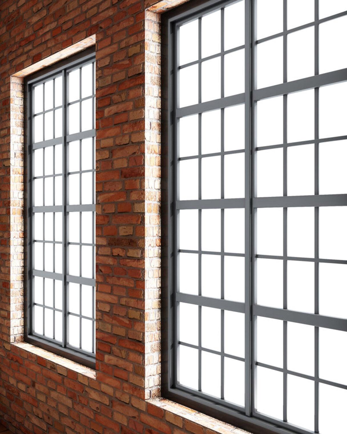 Loftfenster