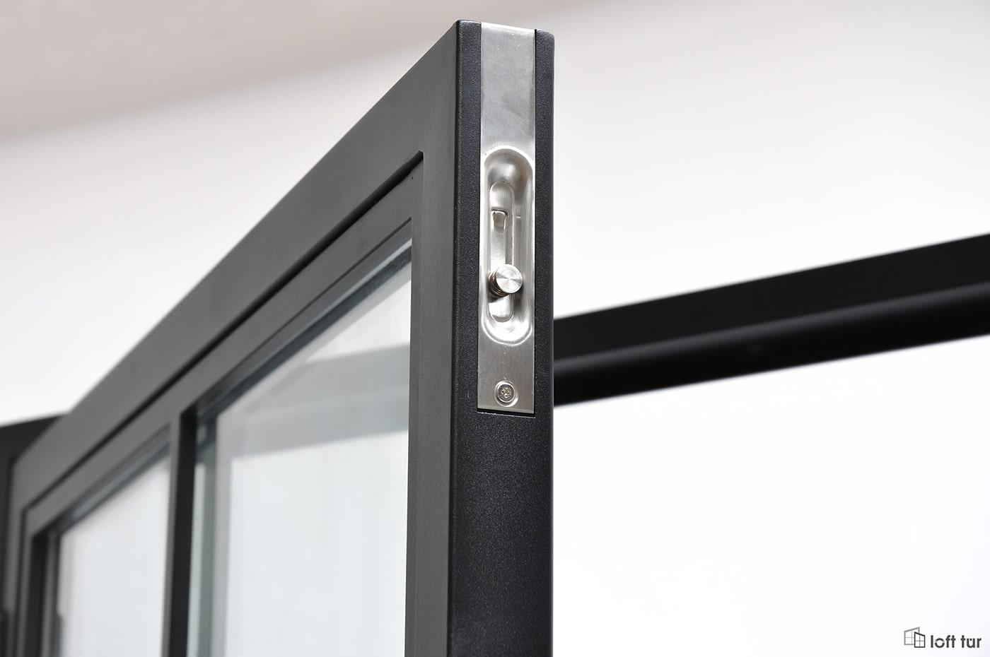 Loft Tür Profil