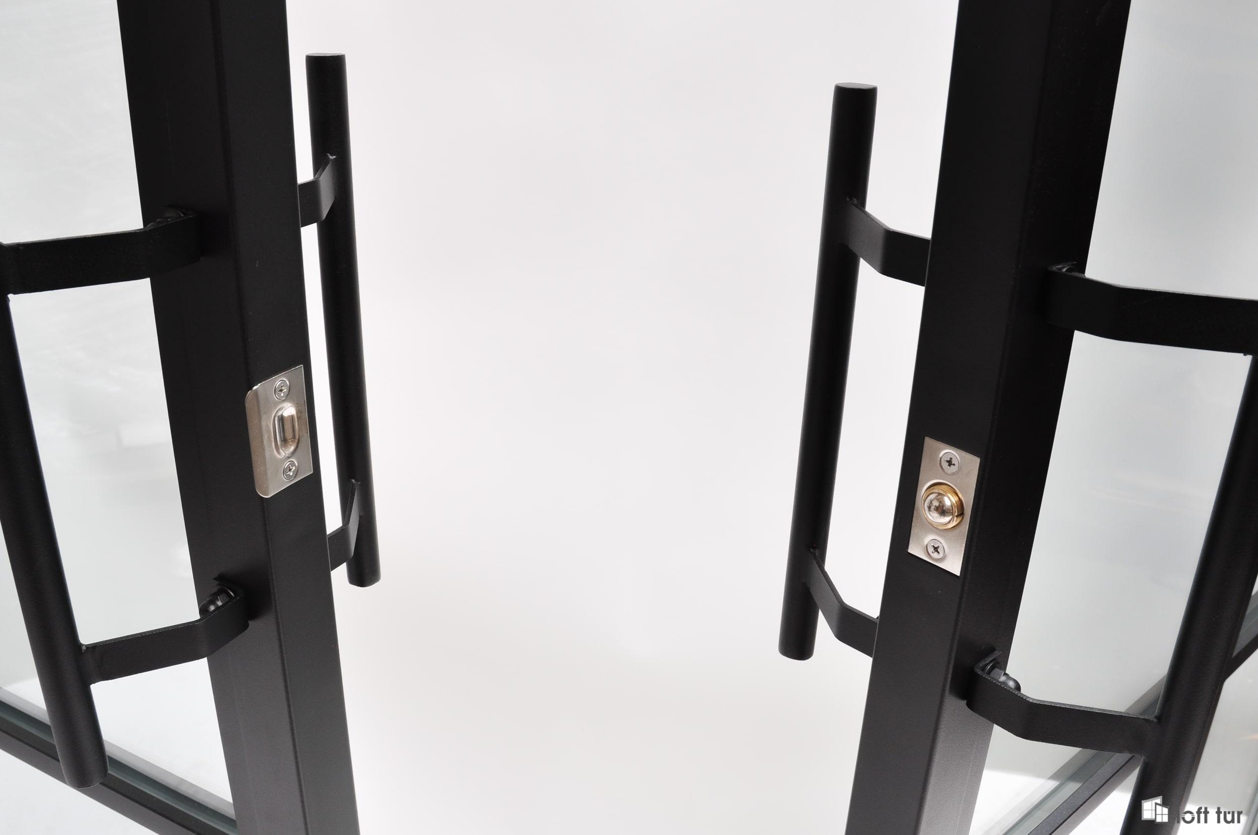 Loft Tür Pin Sperre