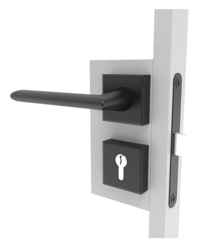 Loft Tür signalweiß RAL 9003