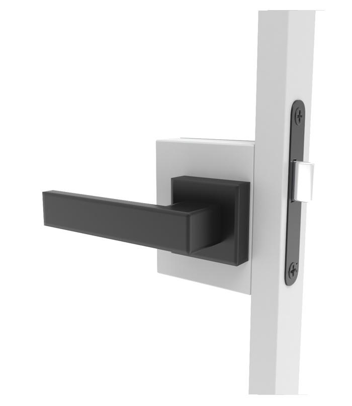 Schwenkmechanismus Loft Tür