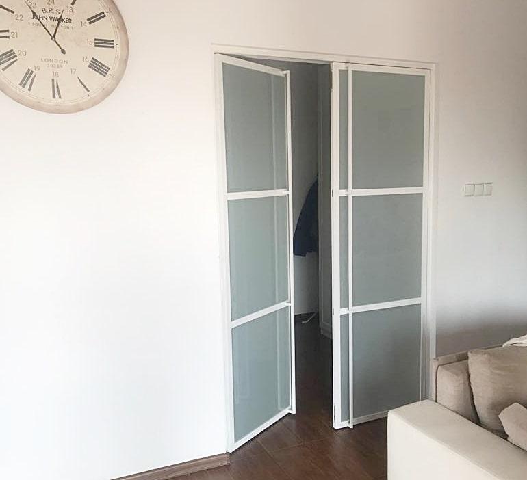Loft Tür Weiß